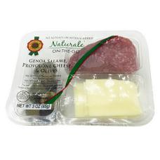 Daniele Genoa Salame Provolone Cheese Olives