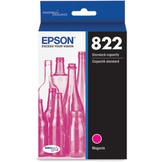 Epson T822 Original Ink Cartridge Magenta