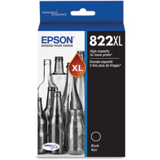 Epson T822 Original Ink Cartridge Black