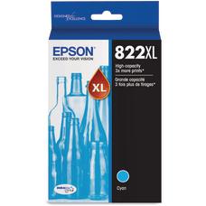 Epson 822XL High Capacity cyan original