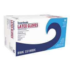 Boardwalk Disposable Powder Free Latex Exam