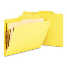 Smead Top Tab Color Classification Folders