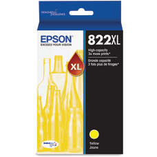 Epson T822 Original Ink Cartridge Yellow