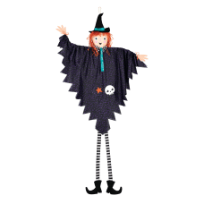 Amscan Halloween Giant Hanging Witch 84