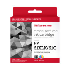 Office Depot Brand OD61XLK61C Remanufactured Black