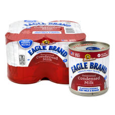 Eagle Brand Sweetened Condensed Milk Cans