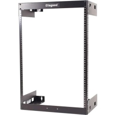 C2G 15U Wall Mount Open Frame