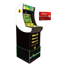 Arcade1Up Golden Tee Classic Home Arcade