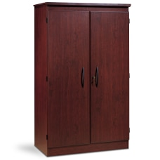 South Shore Morgan Storage Armoire Royal