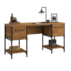 Sauder Iron City 59 W Desk