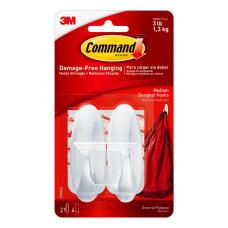 3M Command General Purpose Designer Hooks