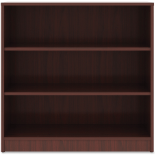 Lorell 36 3 Shelf Casual Bookcase