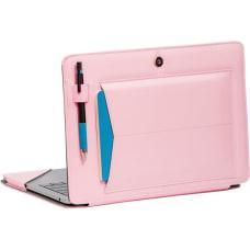 Bluebonnet Case Notebook top and rear