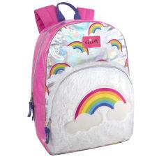Delias VSCO Backpack PinkSilverPurple
