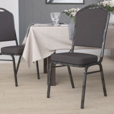 Flash Furniture HERCULES Fabric Crown Back