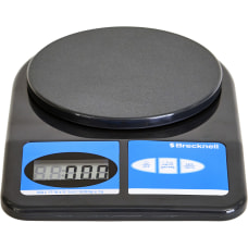 Brecknell Electronic Office Scale 11 Lb
