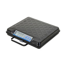 Brecknell Electromechanical Digital Scale 100 Lb