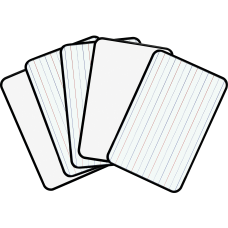 Sparco Dry Erase Lap Boards 11