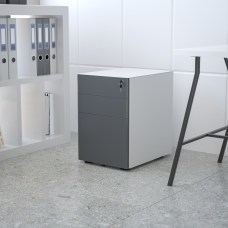 Flash Furniture Modern 21 D Vertical