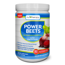 Nu Therapy Power Beets Superfood Juice