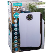 NuvoMed Floor Standing HEPA Air Purifier