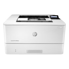 HP LaserJet Pro M404dw Wireless Monochrome