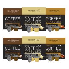 Bestpresso Single Serve Coffee Freshpacks Variety