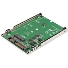 StarTechcom M2 SSD to 25in SATA