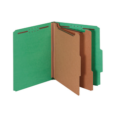 Pendaflex Standard Classification Folders With Fasteners