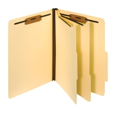 Pendaflex Top Tab Manila Classification Folders