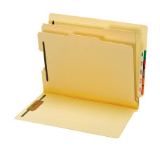 Pendaflex End Tab Classification Folders Letter