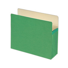 Smead Color File Pockets 5 14
