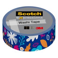 Scotch Expressions Washi Tape 059 x
