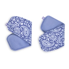 Gaiam Relax HandFoot Wraps Purple Pack