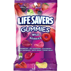 Life Savers Gummies Wild Berry 7