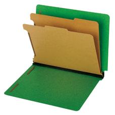 Pendaflex End Tab Classification Folders 30percent