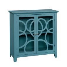 Sauder Shoal Creek Elise Display Cabinet