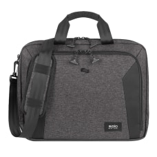 Solo Voyage Briefcase With 156 Laptop