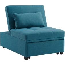 Powell Baird Sofa Bed Teal