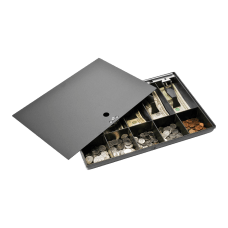 Sparco Money Tray With Locking Cover