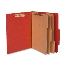ACCO Durable Pressboard Classification Folders Letter