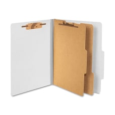 ACCO Durable Pressboard Classification Folders Letter