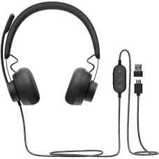 Logitech Zone Headset Stereo USB Type