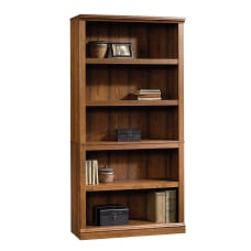 Sauder Select Bookcase 5 Shelf Washington