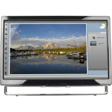 Planar PXL2230MW 22 LCD Touch Screen