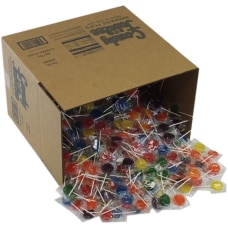 Assorted Lollipops FB Washburn Box Of
