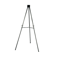 Quartet Heavy Duty Telescoping Easel Black