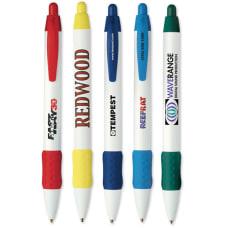 BIC Widebody Color Grip Pen