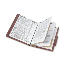 ACCO Durable Pressboard Classification Folders Legal