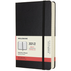 Moleskine Hard Cover Daily 18 Month